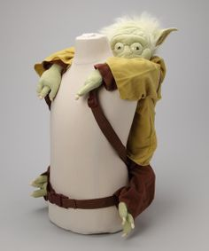 Yoda Backpack Buddy, other star wars characters as well.