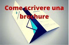 Come scrivere una brochure