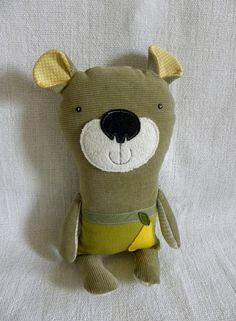 Sammy Bear by krakracraft