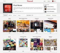 How a few simple steps improved my company's Pinterest profile. News Space, Build Your Brand, Planets, Profile, Tech, Simple, Building, User Profile, Buildings