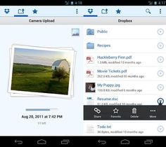 Dropbox For Android Updated, Automatically Uploads Photos And Video