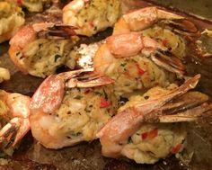 Crab-stuffed Shrimp from the NC Coastal Federation