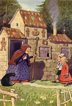 Wilhelm Grimm, Hansel Y Gretel, Holidays Halloween, Top Artists, Color Splash, Fairy Tales, Halloween Costumes, Draw, Bts Jimin