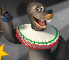 Stephano from Madagascar 3. I feel like this guy all the time lol.