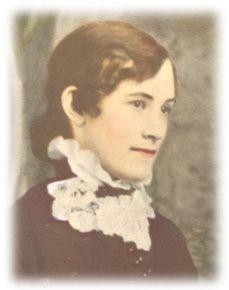 Cora O'Hair in 1880's