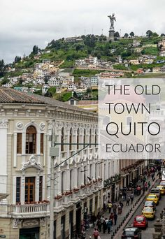 One of the most beautiful cities in South America!