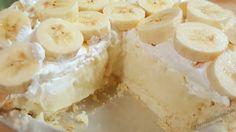 Old Fashioned Banana Cream Pie - myincrediblerecipes.com