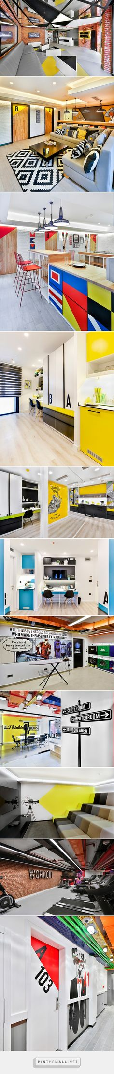 konforist edu.suites male dormitory by renda helin design - created via https://pinthemall.net