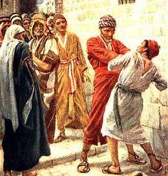The Parable of the Unforgiving Servant Matt. 18:21-35