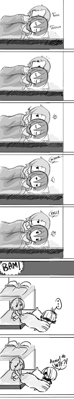 MikasaAnnie3 by pHuezo.deviantart.com on @DeviantArt