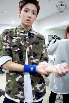 BTS (Bangtan Boys) - Jungkook