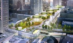 SF Transbay Transit Terminal by Pelli Clarke Pelli Architects