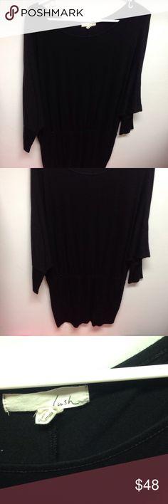 Long Sleeve Lush Dress Size: Large Lush Dresses Long Sleeve