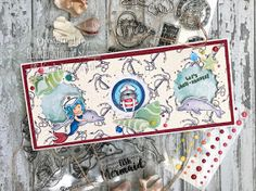 Karla Yungwirth Designs: Kraftin' Kimmie Stamps July New Release Hop & Shop!