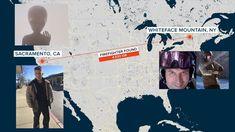ALIEN ABDUCTION? Missing skier found 3,000 miles away in California stil...