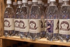 Our own water! Clean and natural from Hemsedal in Noway