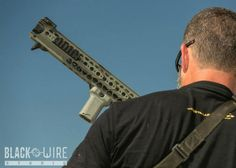"""Angry Gun """"LVOA"""" Rail System Review"""