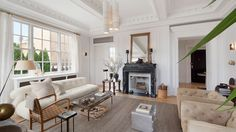 The celebrity interior designer and husband Jeremiah Brent, have sold their lovely Greenwich Village penthouse. The couple first listed the apartment in November for $10.5 million, less than a month after it was featured in Architectural Digest.