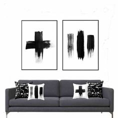Looking back at a mood board I did some time ago! Still a massive fan of this art by @weekdaycarnival - available via @society6 ! #society6 #rkdesign #blackandwhite #monochrome