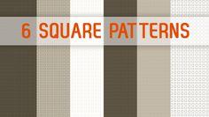 6squarepatterns