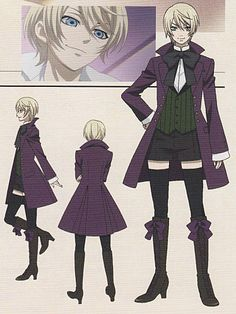 I have a feeling that all Black Butler Fans have looked up 'alois booty shorts' Or its just me. Black Butler Alois, Black Butler Anime, Black Butler Kuroshitsuji, Cosplay Make-up, Alois Trancy, Book Of Circus, Haruhi Suzumiya, Ciel Phantomhive, Anime Shows