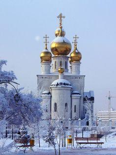 Abakan è una città della Russia, situata nella Siberia occidentale, capitale della Repubblica Autonoma della Chakassia.