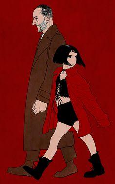 The Professional - Leon and Mathilda