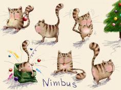 Elina Ellis Illustration: Nimbus