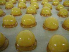 Yemas, el dulce más típico de Caravaca Murcia