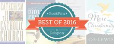 6 Best Religion Books of 2016: What are the best-selling books on spiritual development this year?