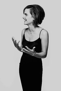 Emma Watson - Esquire UK (April she is just one of the best humans Emma Watson Stil, Enma Watson, Esquire Uk, Mode Outfits, Woman Crush, Girl Crushes, My Idol, Hair Inspiration, My Hair
