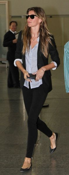 casual weekend outfit...Gisele