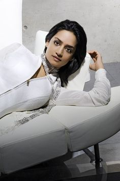 ...when I grow up.  Archie Panjabi