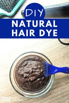 Tired of dyeing your hair with potentially toxic chemicals? Get the hair color you want naturally with these homemade hair dye recipes! Homemade Hair Dye, Diy Hair Dye, Homemade Shampoo, Dyed Hair, Homemade Beauty Recipes, Homemade Beauty Products, Beauty Secrets, Diy Beauty, Beauty Tips