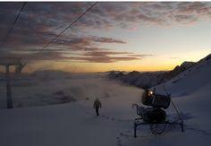 Copyright: Kitzsteinhorn Mountains, Winter, Nature, Travel, Viajes, Naturaleza, Destinations, Traveling, Trips
