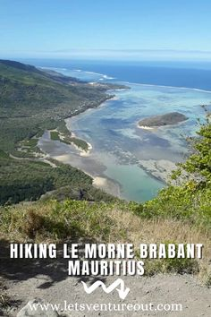 If you're planning your dream vacation to Mauritius Island, make sure to add Le Morne Brabant to your list of things to do! It's definitely one of the best hikes in Mauritius with views over the spectacular underwater waterfall! Read this guide to find out how to get there, the best time to visit, and how to hike without a guide.
