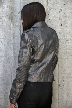 Black Is Back - Faith Connexion Jacket