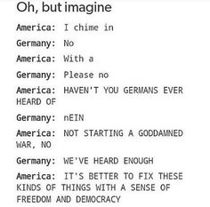 Hetalia<< oh i didn't even think about Hetalia at first i thought it was just an angry letter to Germany reerencing panic!