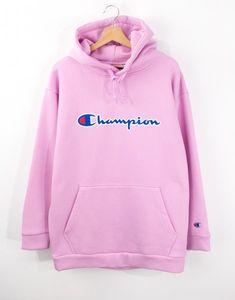 Champion Oversize Kapşonlu Erkek Hoodie MD9869PM Hoodies, Sweaters, Fashion, Moda, Sweatshirts, Fashion Styles, Parka, Sweater, Fashion Illustrations