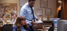 Chiwetel Ejiofor and Julia Roberts in The Secret in Their Eyes remake