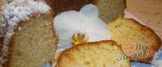 Recept Kokosovo-citronová bábovka Banana Bread, Lemon