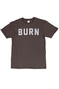 BURN Blackwash T-Shirt
