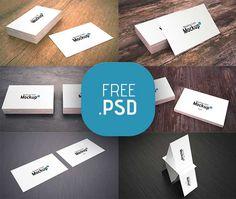 Free designer business card mockup pinterest 55 free business card mockup flashek Choice Image