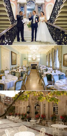 Top London Wedding Venues - Dartmouth House | CHWV