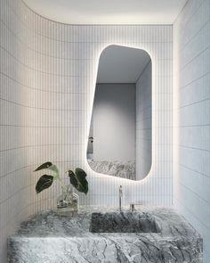 The ultimate Design Plataform for Luxury bathroom solutions Bad Inspiration, Interior Design Inspiration, Bathroom Inspiration, Bathroom Goals, Small Bathroom, Cozy Bathroom, Bathroom Inspo, Modern Bathroom Design, Bathroom Interior