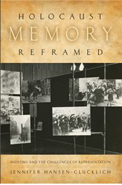 Holocaust memory reframed : museums and the challenges of representation http://encore.fama.us.es/iii/encore/record/C__Rb2663605?lang=spi