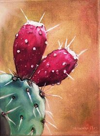 Cactus Drawing, Cactus Painting, Plant Painting, Watercolor Cactus, Cactus Art, Watercolor Art, Tattoo Photography, Desert Art, Watercolor Projects