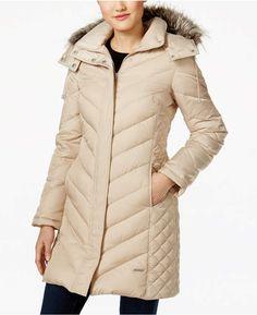 a197063913aa 35 Best Fur trim coat images