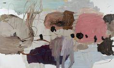 Ørkenvandring uten mening, 200x120 Peter Skovgaard
