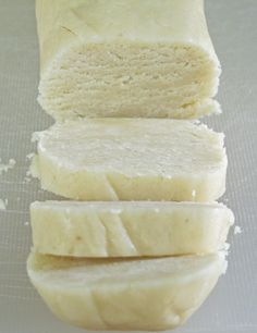 How To Make Marzipan